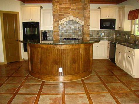 types of tiles for kitchen floor kitchen flooring tips designwalls 9509