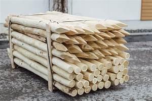 Holzstämme Geschält Kaufen : robinienpf hle wie gewachsen gesch lt gefast gespitzt robinienholz handel ~ Orissabook.com Haus und Dekorationen