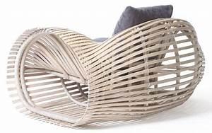 Fauteuil Exterieur Osier : canap s et fauteuils design ~ Premium-room.com Idées de Décoration
