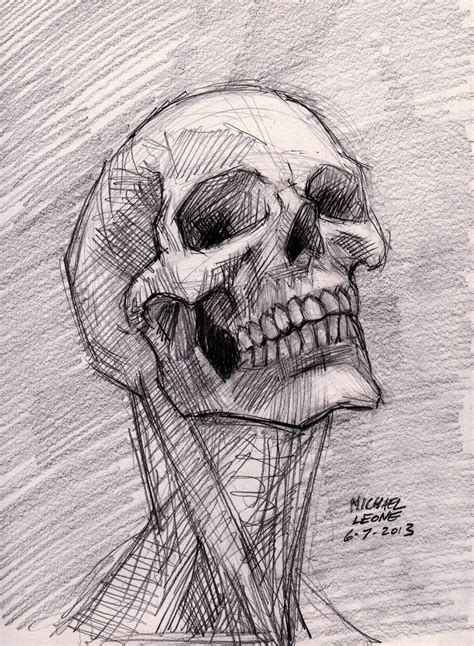 skull drawing   clip art  clip art