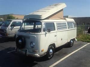 1970 Volkswagen Westfalia Camper Bus Westfalia Camper