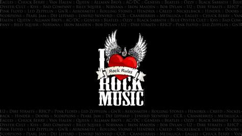 Rock Wallpaper by I Rock Wallpapers Hd Wallpapers Id 16536