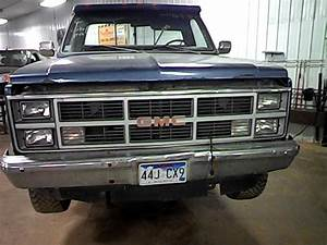 1983 Gmc 1500 Pickup Manual Transmission 4x4  23970046