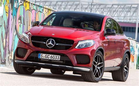 2015 Mercedes Gle Coupé Driven