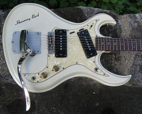 New Vintage Guitar Arrivals