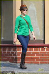 Scarlett Johansson Is A Workout Wonder Photo 2251102