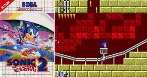 play sonic  hedgehog   master system