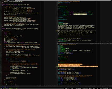 xterm color scheme termpot but balanced color scheme xterm