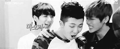 Bts Rm Rap Namjoon Gifs Jimin Hello