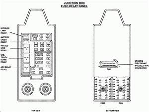 1997 Ford Expedition Relay Diagram