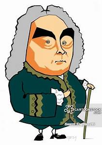 George Frideric Handel Cartoons and Comics - funny ...