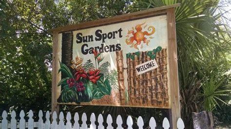 Garden Sunsport Gardens