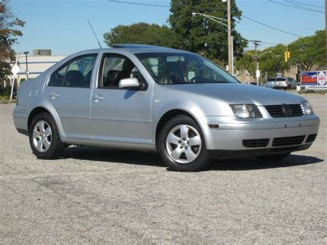 Find Used 2003 Volkswagen Jetta Gls Sedan 4-door 2.0l In