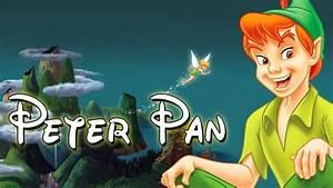 PETER PAN - AUDIO CUENTO PARA NIÑOS | ESPAÑOL - YouTube  Peter