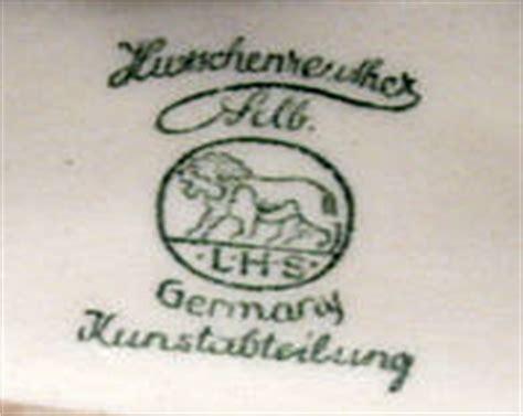 hutschenreuther wert bestimmen porzellanfabrik lorenz hutschenreuther in selb in deutschland im zeitraum 1955 1969