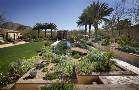 cultivated mediterranean landscape designs   leave  breathless