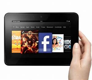 Amazon Kindle Fire HD 7 Now Available | Gadgetsin