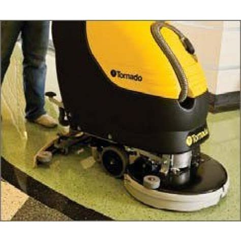 Tornado Floor Scrubber Machine by Tornado 174 Bd 20 11 Automatic Floor Scrubber 20 Quot Rotary