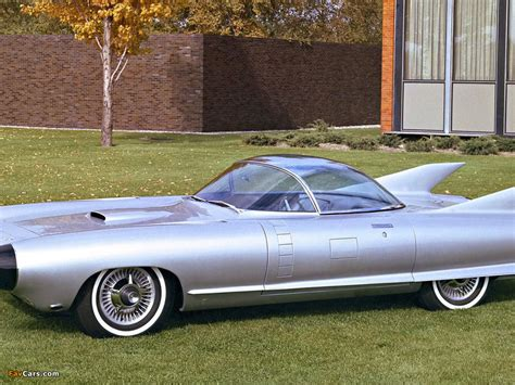 Cadillac Cyclone Concept 1959 Images 1024x768