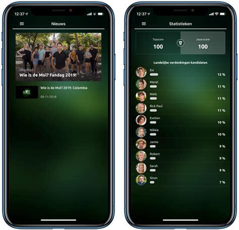 ähnliche App Wie by Wie Is De Mol 2019 Spelen Op Je Iphone Met De Vernieuwde App