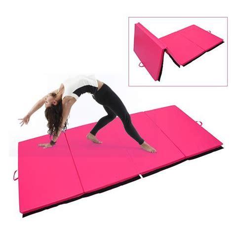 tapis de fitness pas cher tapis de gymnastique pliable natte de matelas prix pas cher cdiscount