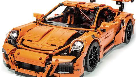 technic porsche technic bausatz porsche 911 gt3 rs c 39 t magazin