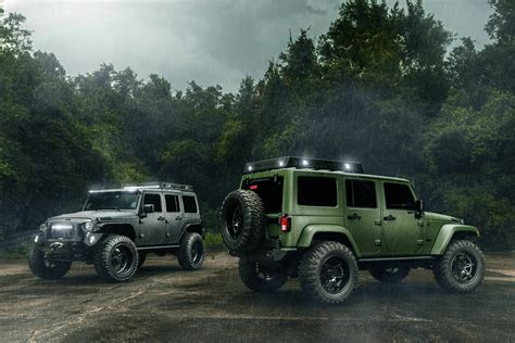 Off Road Jeep Wallpaper