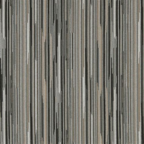 black silver and beige abstract striped contract upholstery fabric by the yard contemporary