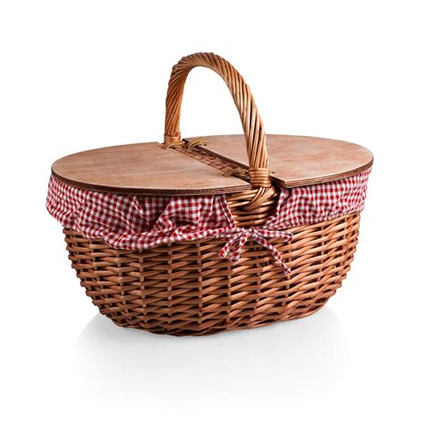 Kitchen Chair Ideas - picnic country picnic basket reviews wayfair