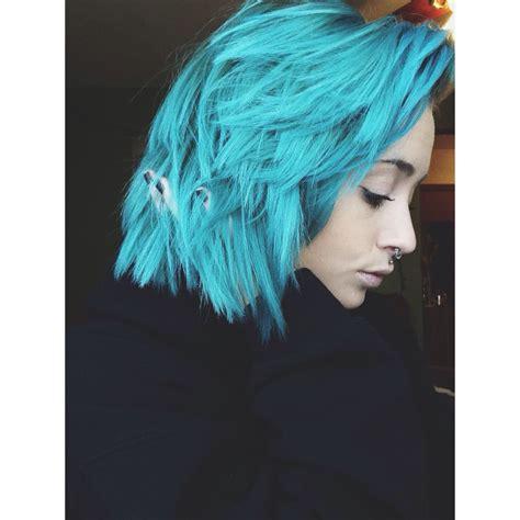 Instagram Roxyyholden Manic Panic Atomic Turquoise