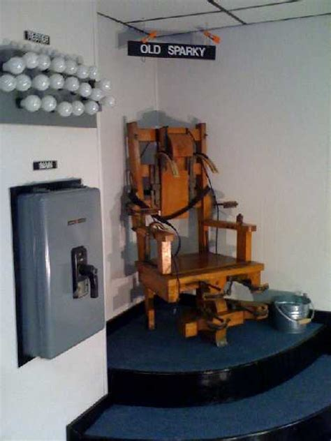 Sparky Electric Chair Wv by Sparky The Shocking History Of The Electric Chair