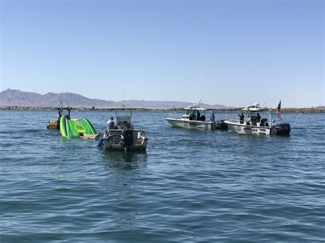 dead boating accident lake havasu kingman daily miner