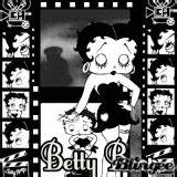 Betty Boop Animated Black Graphic #2571629   Blingee.com