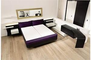 Modern Bedroom Sleeping Collection