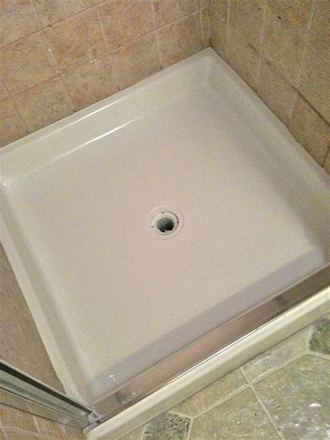 fix  cracked shower pan colorado tub repair