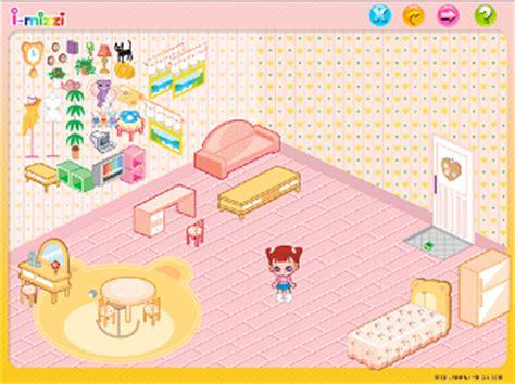 jeux de chambre de fille jeux de décoration pour filles