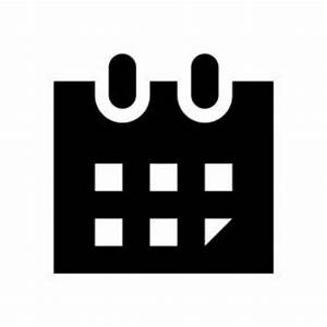11 Calendar Icon Black Images - Black Calendar Icon ...