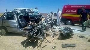 Accident De Voiture Mortel 77 : un accident mortel sur l autoroute tunis msaken ~ Medecine-chirurgie-esthetiques.com Avis de Voitures