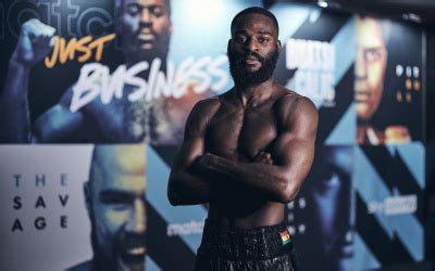 12 Things you didn't know about Joshua Buatsi opponent ...