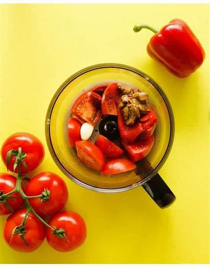 Sauce Romesco Homemade Tomatoes Butter Recipe Easy