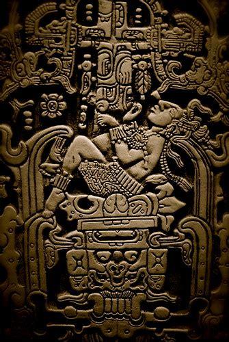 tumba de pacal estela maya  compre en cozumel cuando