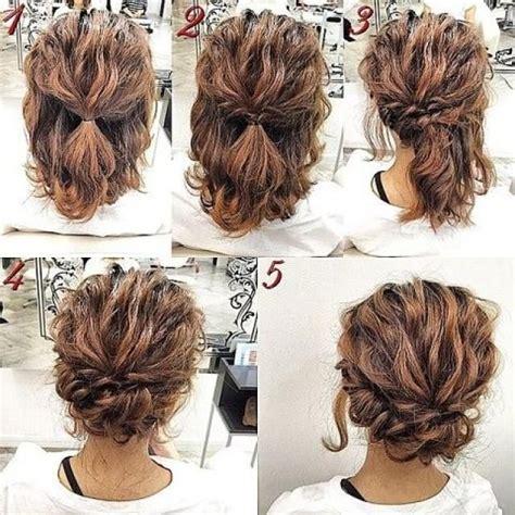 haare hochstecken schnell einfach einfach und sehr edel hairstyling haar ideen frisur hochgesteckt und hochsteckfrisuren