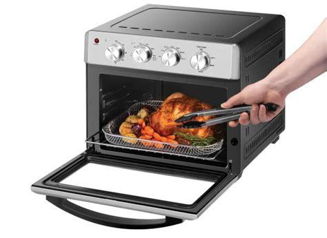 oven fryer air toaster chefman rj50 consumer