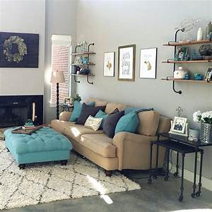 best 25 living room turquoise ideas on pinterest colour With grey and turquoise living room