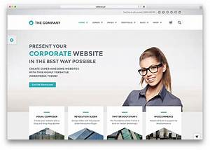 best wordpress corporate business themes multipurpose With making wordpress templates