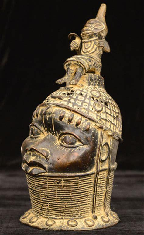 african benin bronze   genuineafricacom