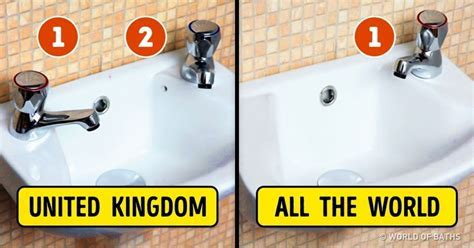 3 Reasons Why People in the UK Have 2 Taps