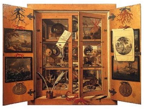 Cabinets De Curiosité by The History Of Wunderkammer Cabinets Of Curiosities
