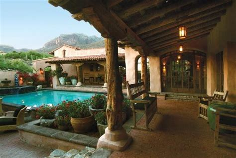 style courtyards courtyard home designs with well hacienda