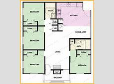 Floor Plan Campus Oaks Apartments UIUC Champaign Urbana